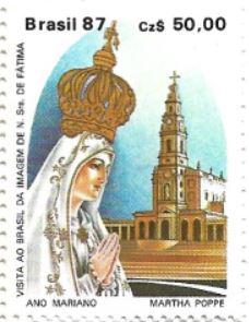Selo Nossa Senhora de Fátima