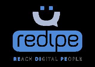Redipe Logo Vector