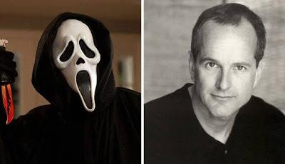 Actor de Scream (Ghostface)
