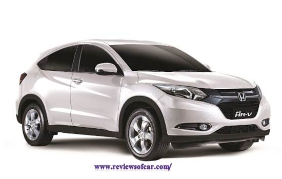 Wonderful 2017 Honda HRV Review Canada  Reviews Of Car