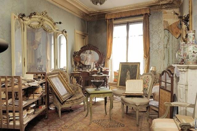 Спустя 70 лет в нетронутой нацистами квартире в Париже нашли картину ценой в 3,4 миллиона долларов