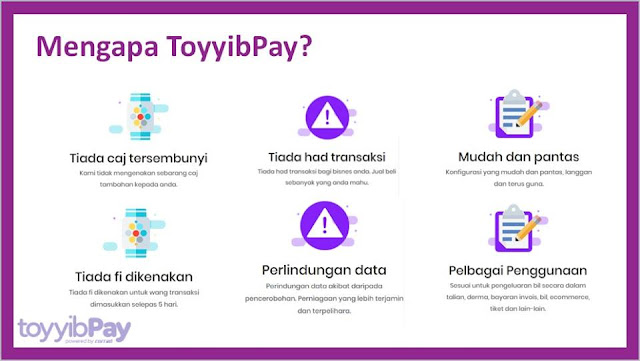 ToyyibPay - Online Payment Gateway Termurah Di Malaysia!