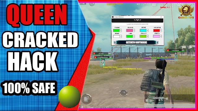 QUEEN HACK CRACK 0.16.5 - PUBG Mobile Queen VIP Free Hack - www.vnhax.site
