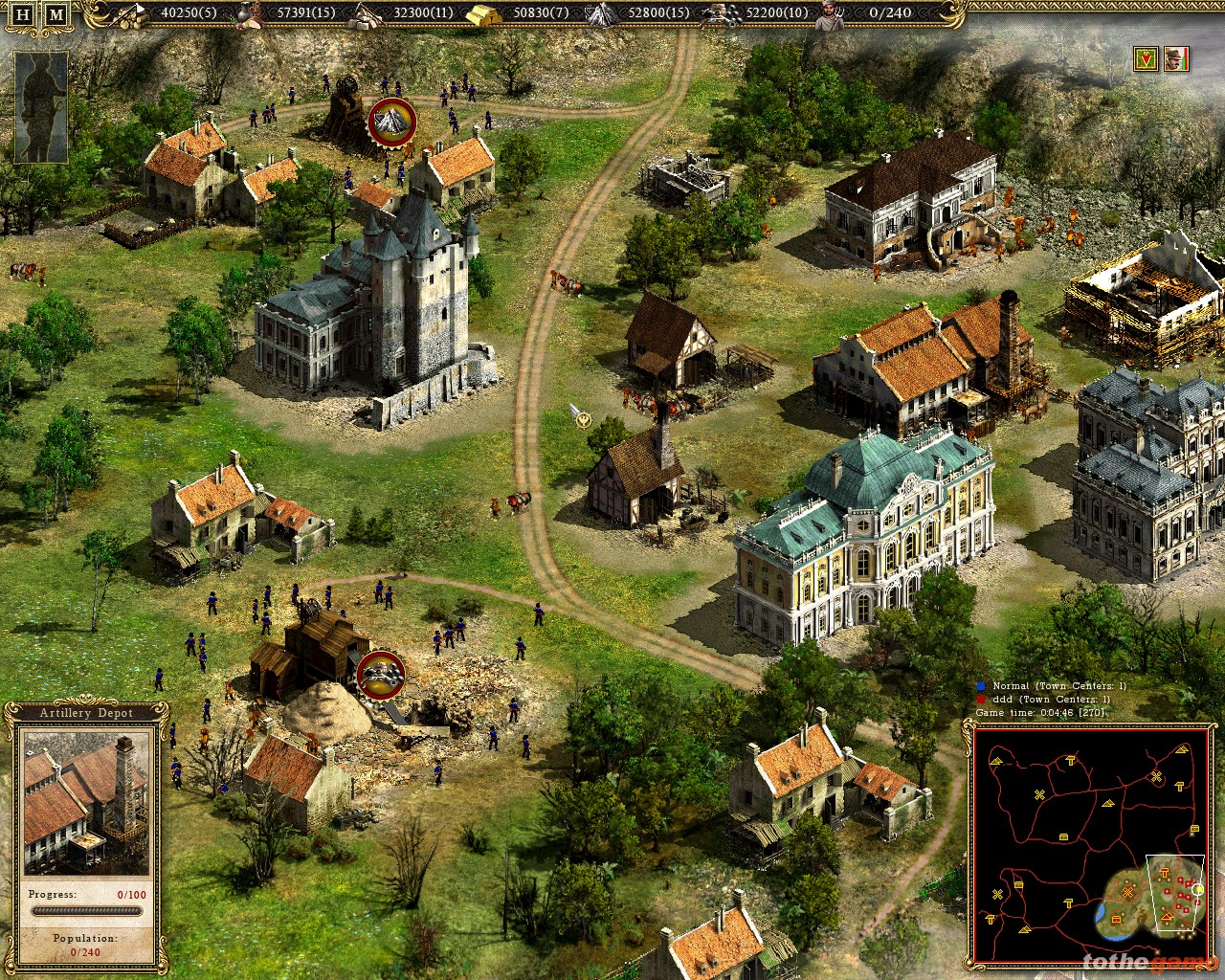 Download Cossacks 2 Battle For Europe Free Full Version pc