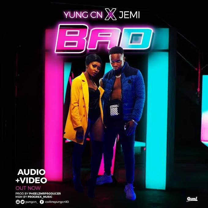 MUSIC & VIDEO: Yung CN ft. Jemi - Bad
