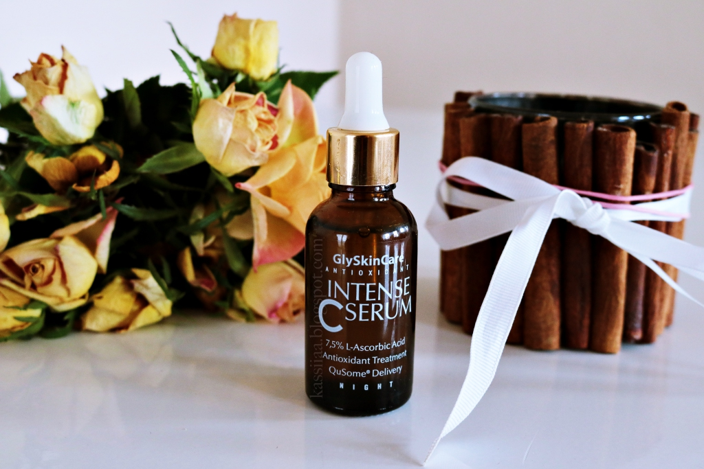 RECENZJA GLY SKIN CARE INTENSE SERUM C / SERUM Z WITAMINA C