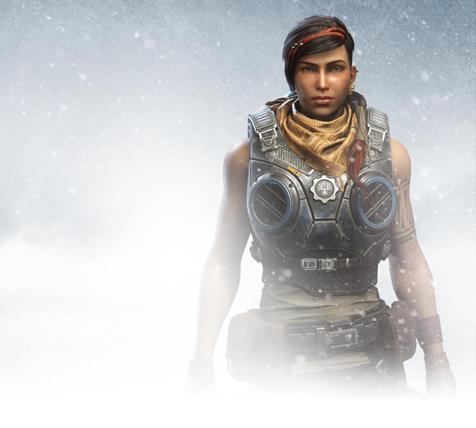 Gears 5: Kait Diaz