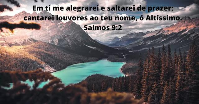14 Versículos da Bíblia sobre Canto