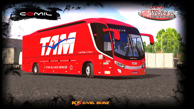 COMIL 1200 4X2 - TAM AIRLINES
