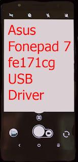 Asus Fonepad 7 fe171cg USB Driver