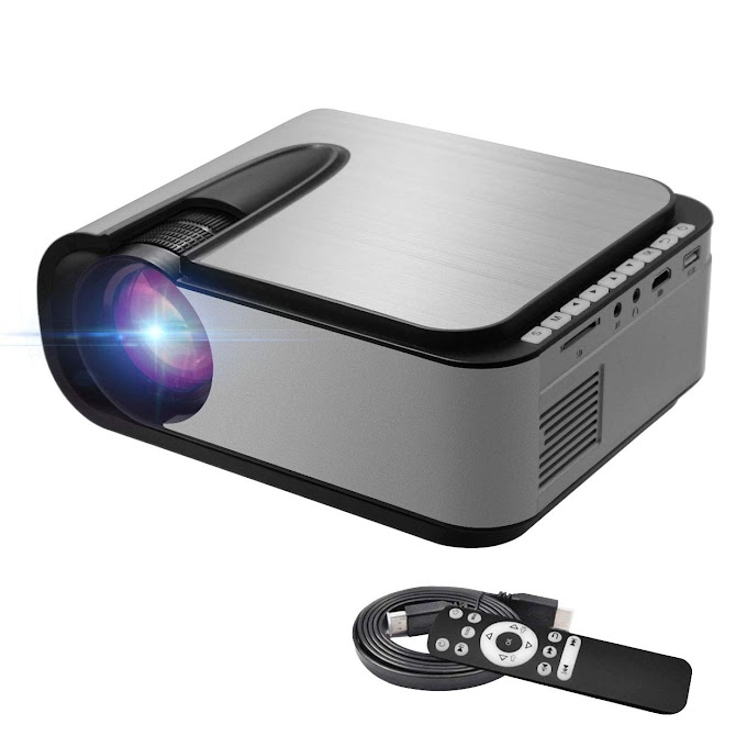 AMAZON - 48% off Video Projector Seeback 1080P Full HD LED Projector