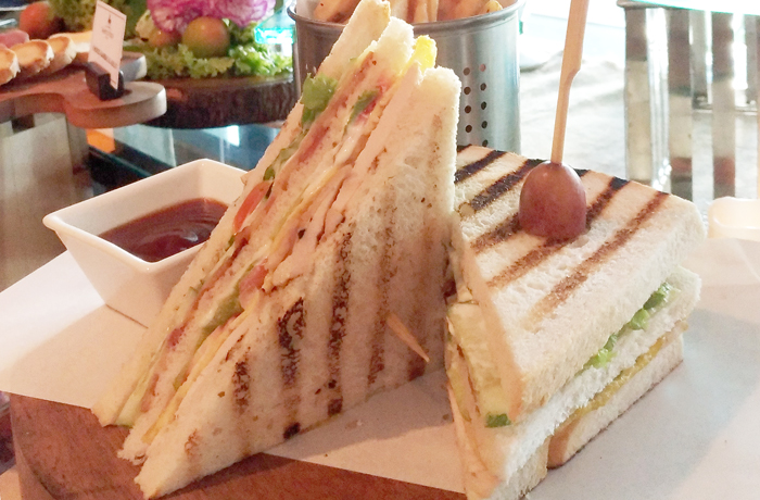 Marco Polo Club Sandwich (P390)