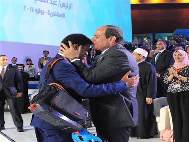 ياسين الزغبي و مريم فتح الباب , قصص كفاح مصرية تفخر بها مصر والمصريين