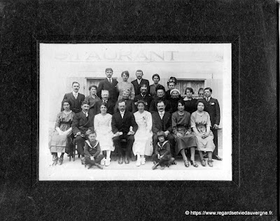 Photo de mariage 1930