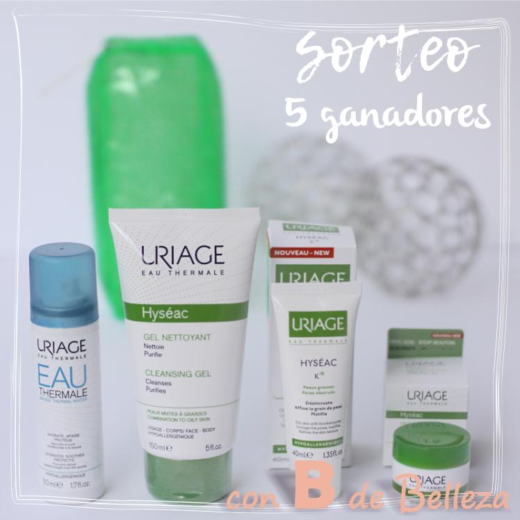 Sorteo Uriage Hyséac