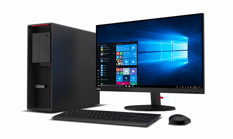 Lenovo announces ThinkStation P620, the first workstation with AMD Ryzen Threadripper PRO