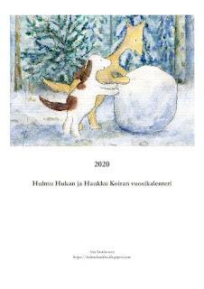 Etusivu Hulmun ja Haukun vuosikalenterista 2020