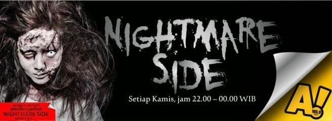 Cerita Misteri Kamar Kost #NightmareSide