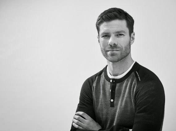 Xabi Alonso, nuevo embajador de Porsche