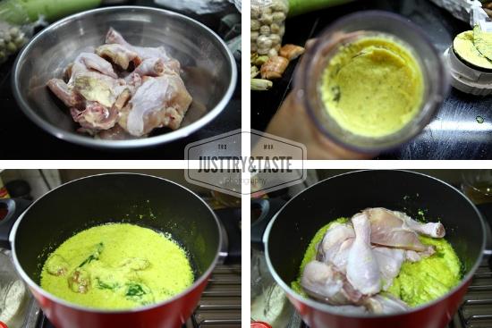 Resep Soto Ayam Goreng JTT