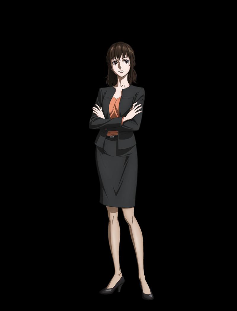 Shimotsuki Mika (PSYCHO-PASS)