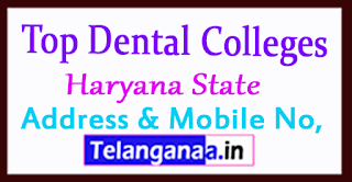 Top Dental Colleges in Haryana