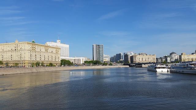 Diese Orte muss man in Moskau besucht haben