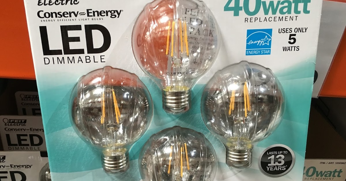 Led Light Bulb Cost Year
