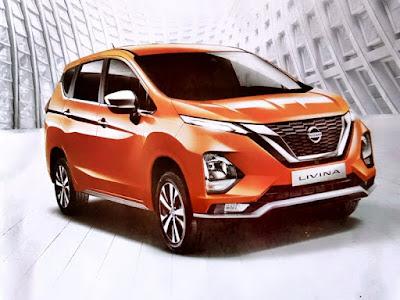 Gambar Spesifikasi Nissan Livina VL AT