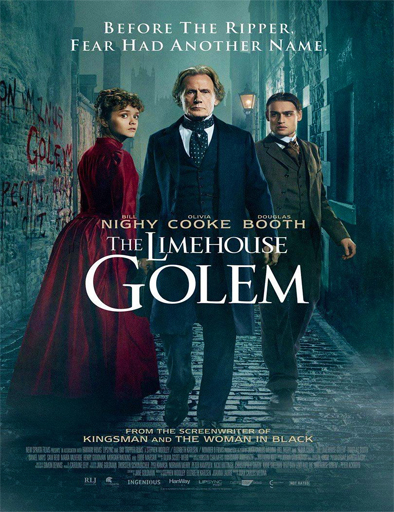 Ver The Limehouse Golem (2016) Online