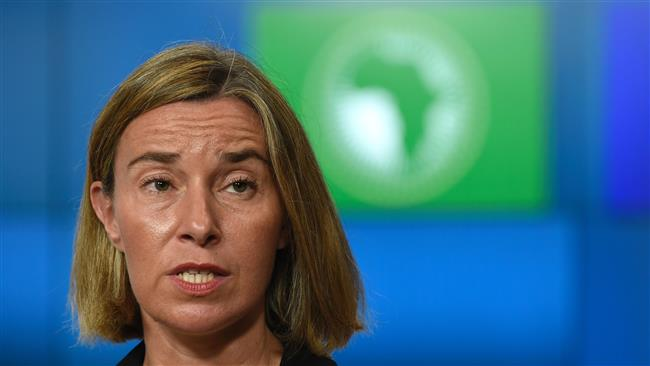 Federica Mogherini: European Union will give 50 million euros to fund African force in Sahel