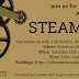 Registrations now open – STEAM Lab @ Riverton Library
