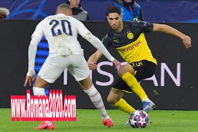 أربعة أسباب تدفع أشرف حكيمي إلى الاستمرار مع بروسيا  دورتموند borussia dortmund ورفض ريال مدريد real madrid