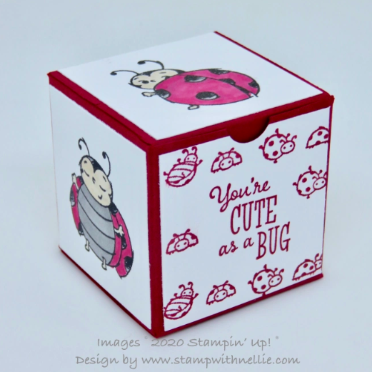Nigezza Creates with Stampin' Up! & Little Lady Bug