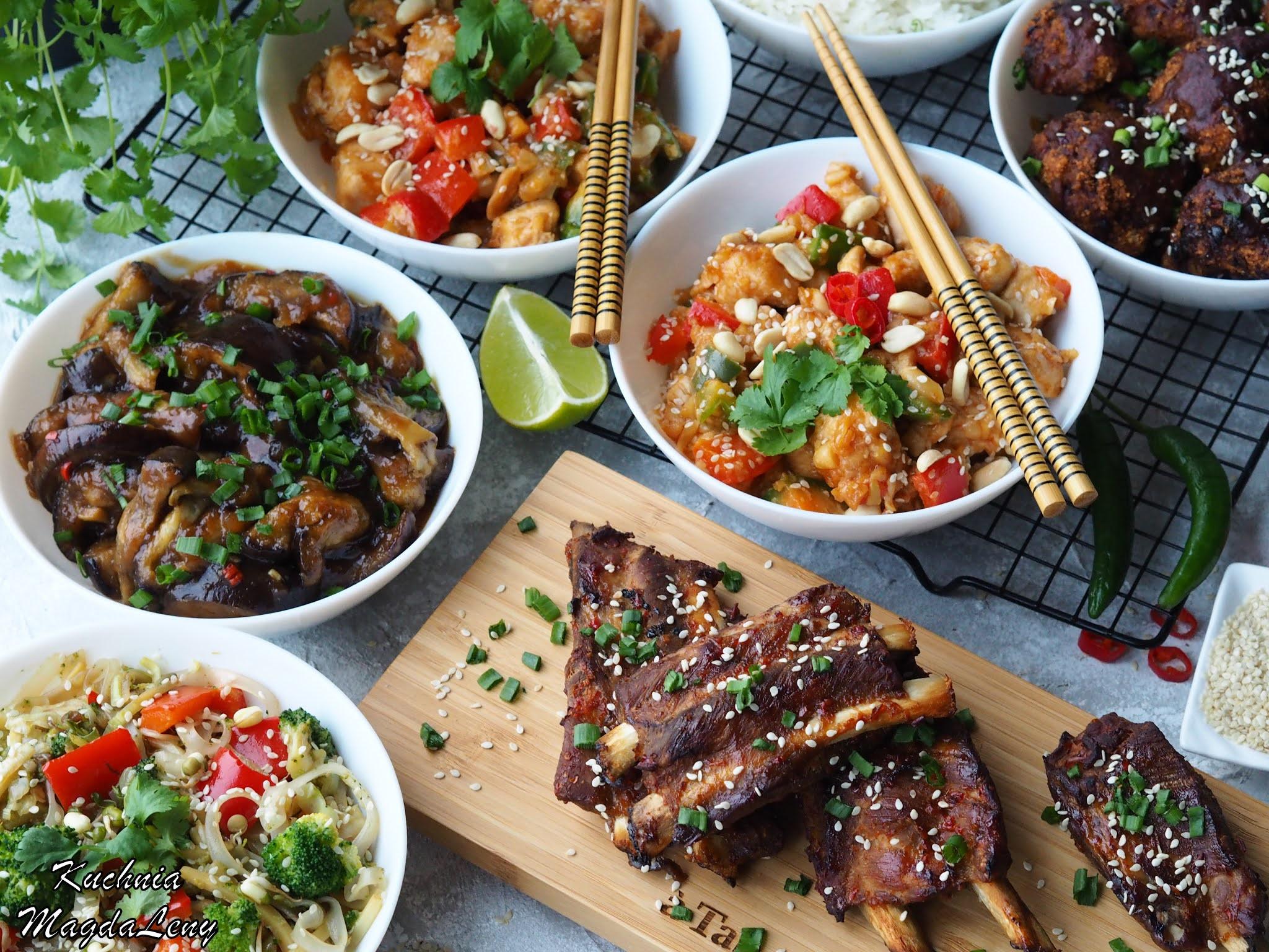 5 pomysłów na rodzinny obiad w wersji azjatyckiej