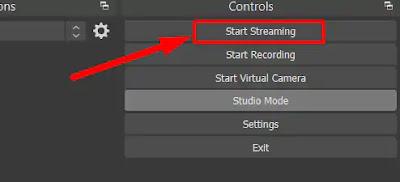 Cara Multi Stream di OBS Studio