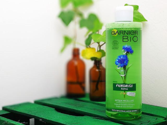 Garnier Shampoo - linea viso acqua micellare opinioni