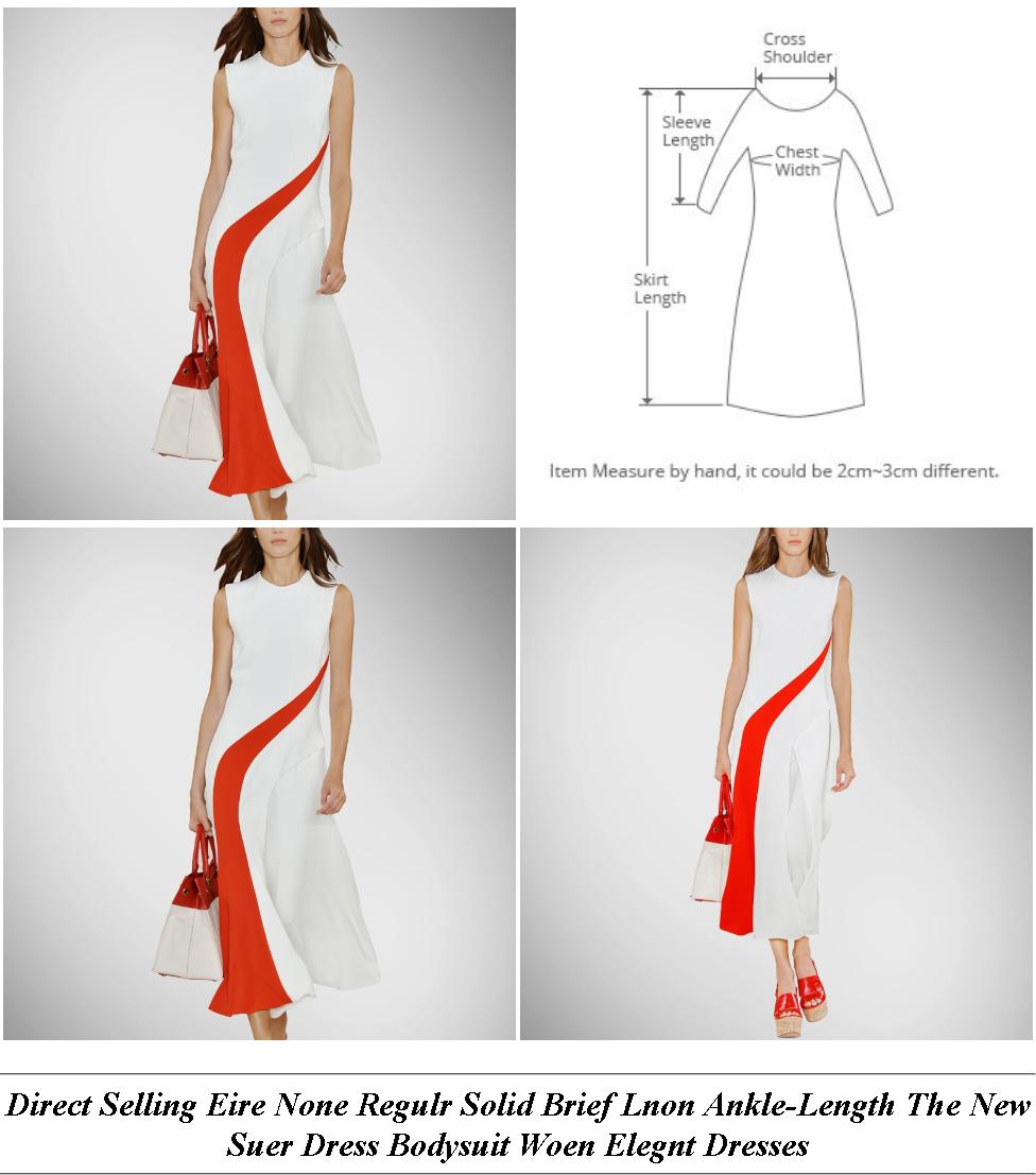 Two Piece Long Prom Dresses Red - Online Outlet Stores Uk - Udget Wedding Dresses Near Me