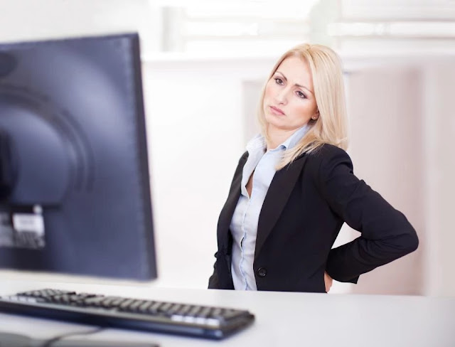 LBC - sciatica - low back pain - avoid sitting