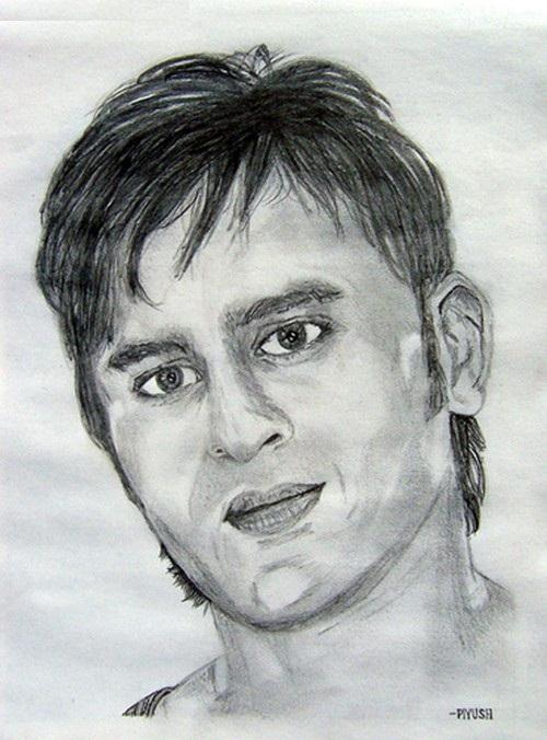 MySansar: Celebs Pencil Sketches