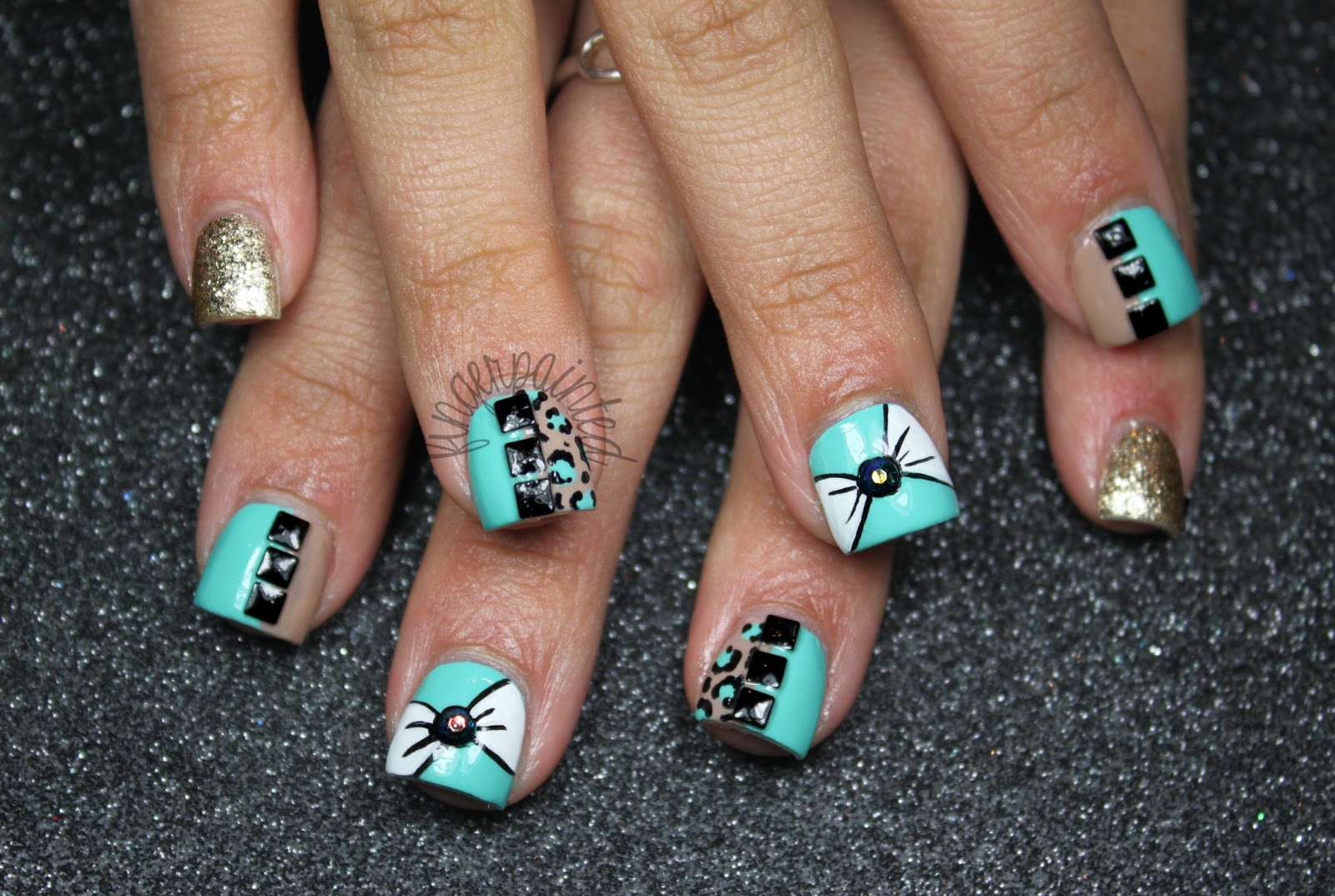 Square shape manicures prinsesfo Image collections