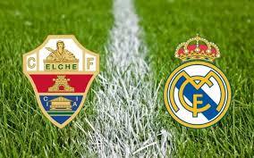 مباراة ريال مدريد وألتشي كورة كول مباشر 30-12-2020 والقنوات الناقلة في الدوري الإسباني