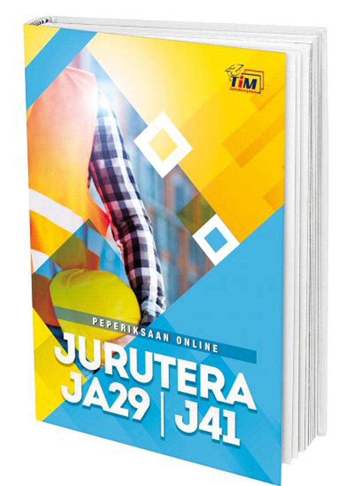 Nota Rujukan Contoh Soalan Penolong Jurutera J41 - JA29