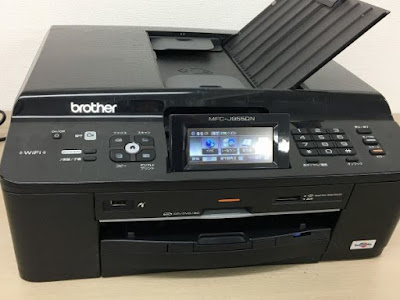 Brother MFC-J955DN最新ドライバーのダウンロード