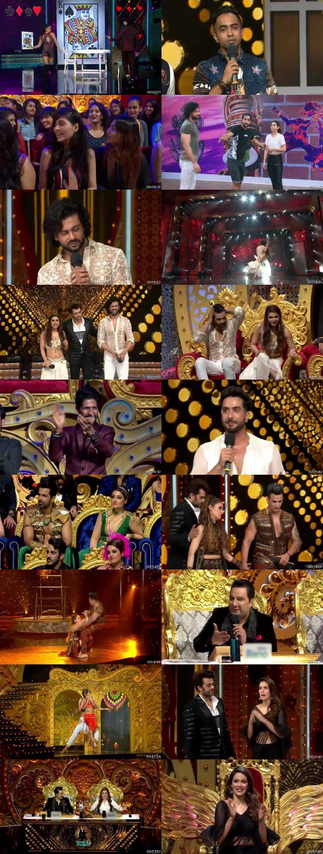 Screenshots Of Hindi Show Nach Baliye Season 9 28th July 2019 Episode 04 300MB 480P HD