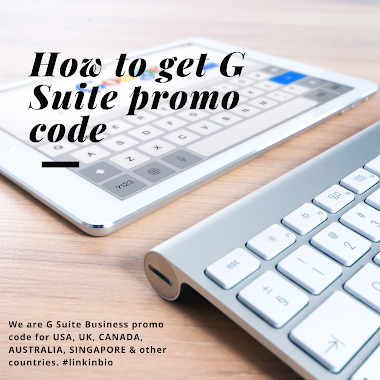 How to get a G Suite Promo code (2020 Coupon)