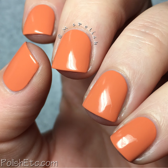 Essie - Resort Collection 2016 - McPolish - Taj-Ma-Haul