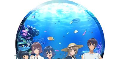 تقرير انمي Shiroi Suna no Aquatope (اكواتوب الرمال البيضاء)