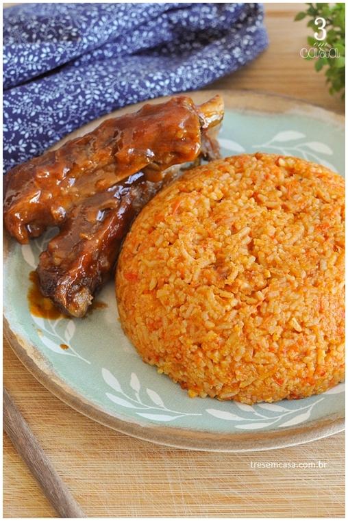 comida típica africana