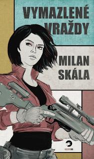 Vymazlené vraždy (Milan Skála, nakladatelství Golden Dog)